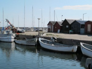 boats in harbour