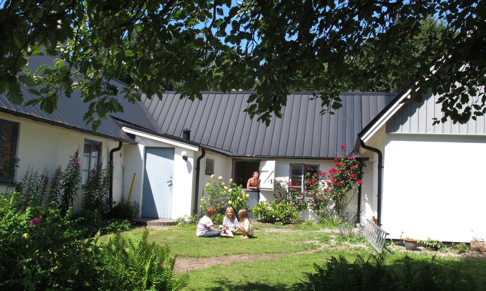 Bo fint i Abbekås - Hus uthyres i Skåne